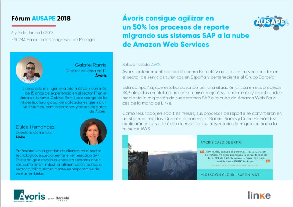 SAP AUSAPE Linke Avoris