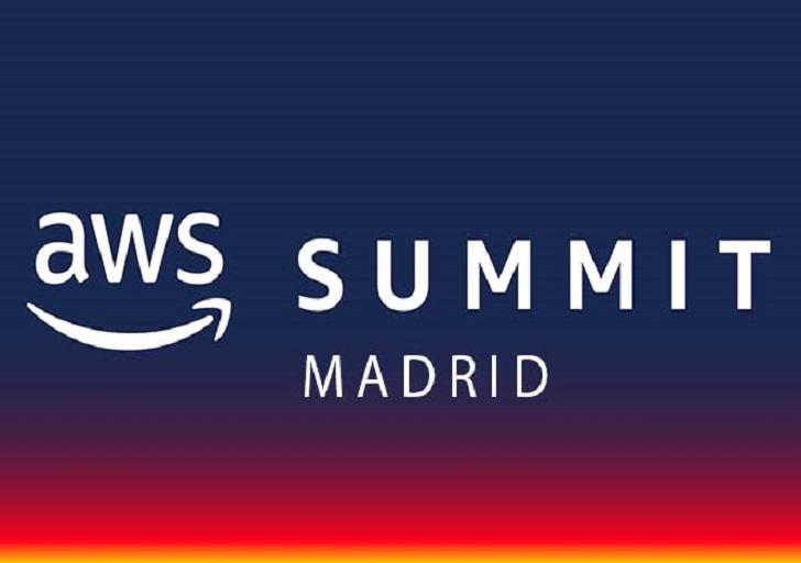 Thursday 17th May – Linke, Platinum Sponsor at the AWS Madrid Summit