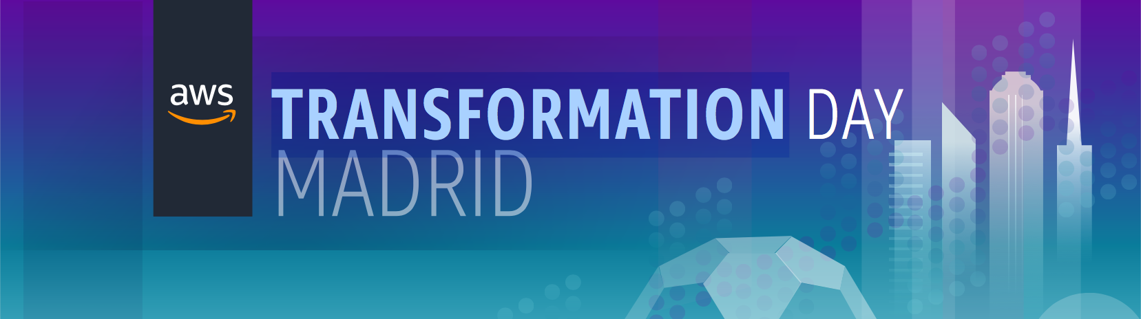 25th October – AWS Transformation Day