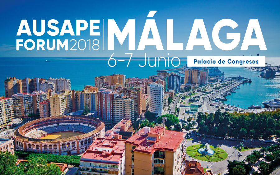Linke, sponsor this year at the Forum AUSAPE in Málaga next 6-7 June