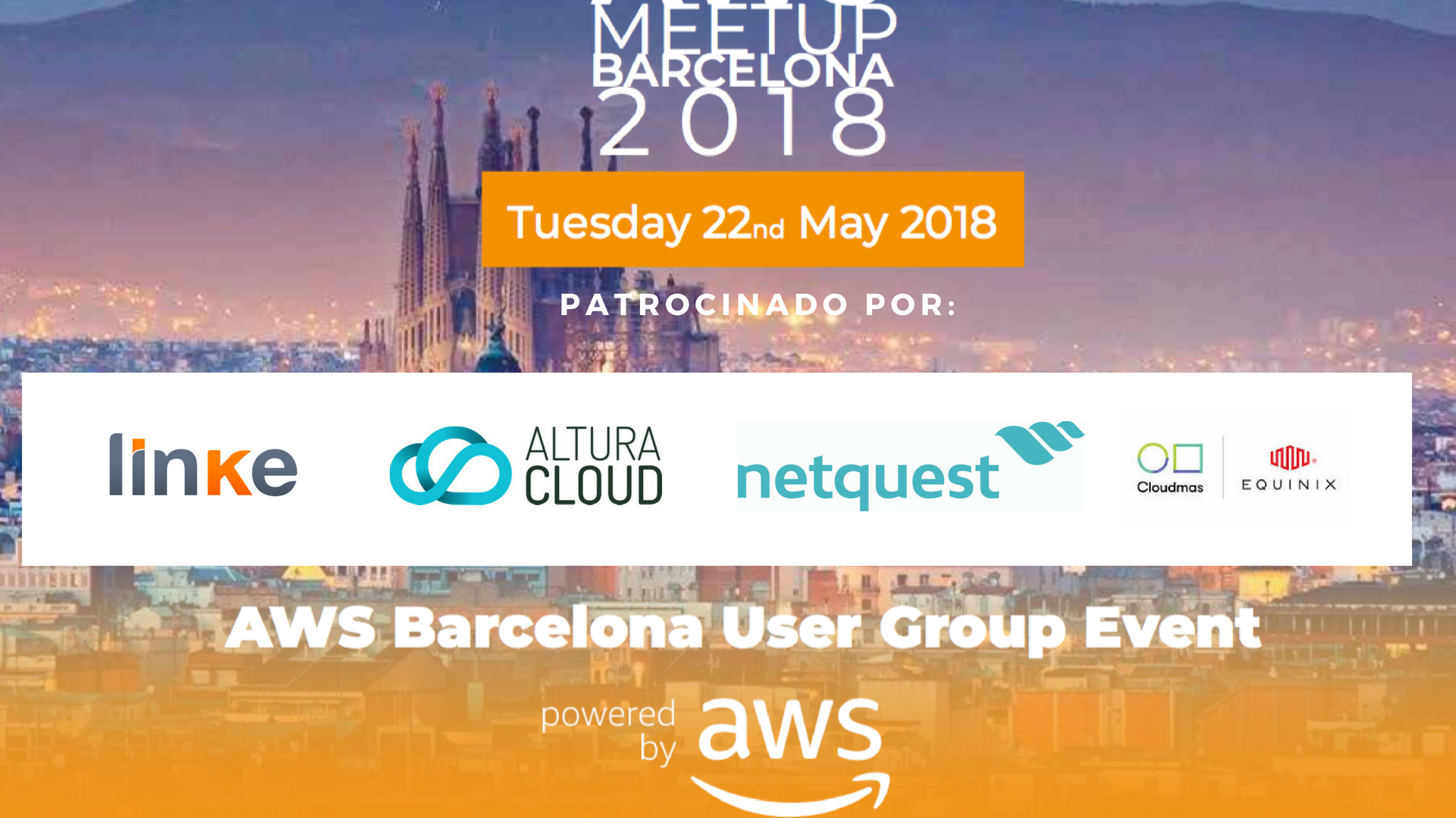 22nd May – Build on Machine Learning! Summer AWS User Group Event